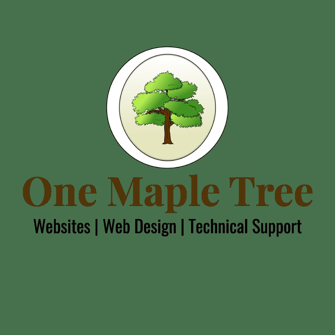 One Maple Tree